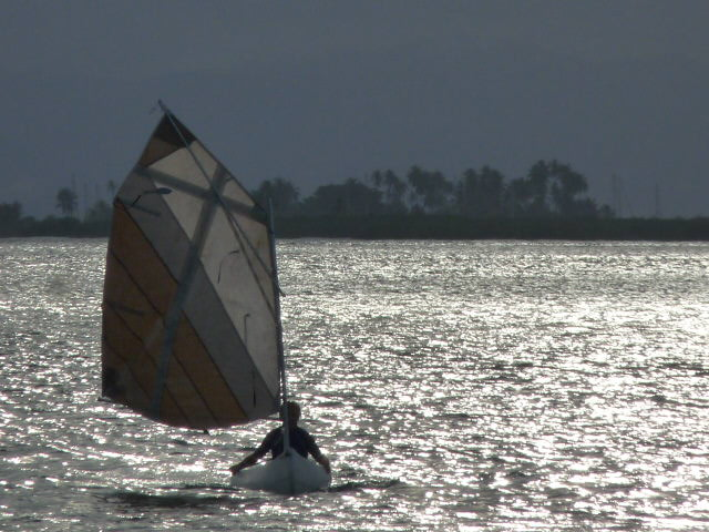 fun sailing in san blas
