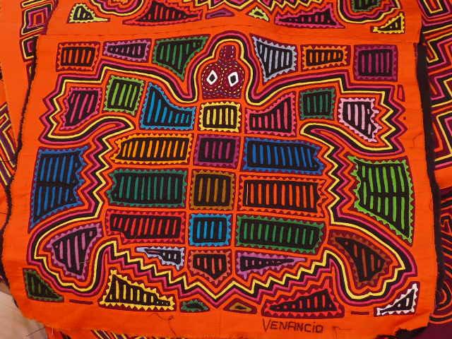Mola Kuna yala