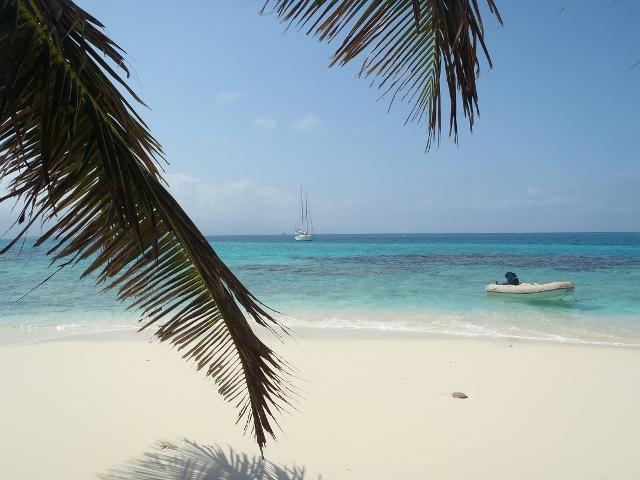San Blas islands sailing charters