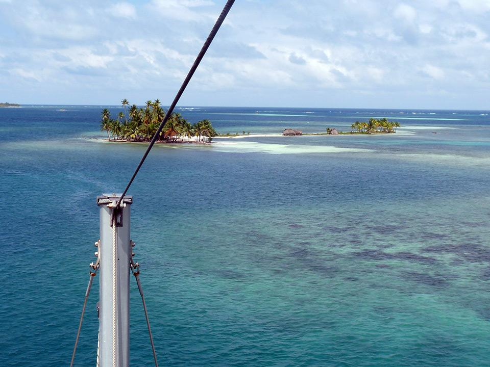 yacht charters San Blas
