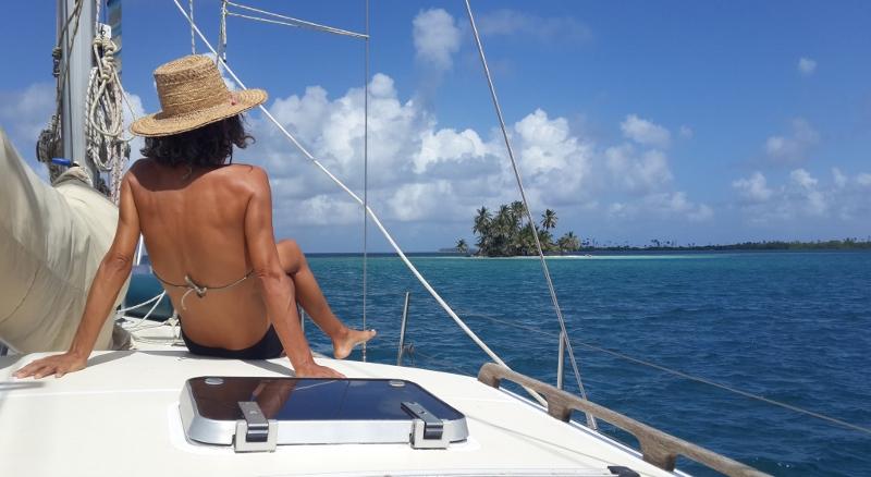 navegar en san blas