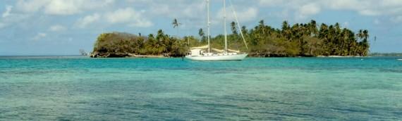 Por qué navegar en San Blas?