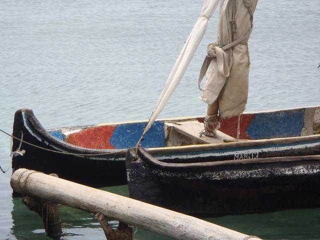 navegar en velero san blas