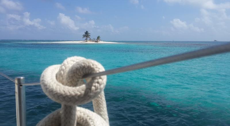 charter en velero por san blas