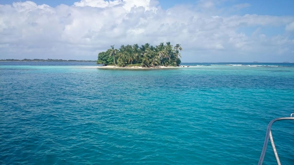 navegar en velero islas san blas
