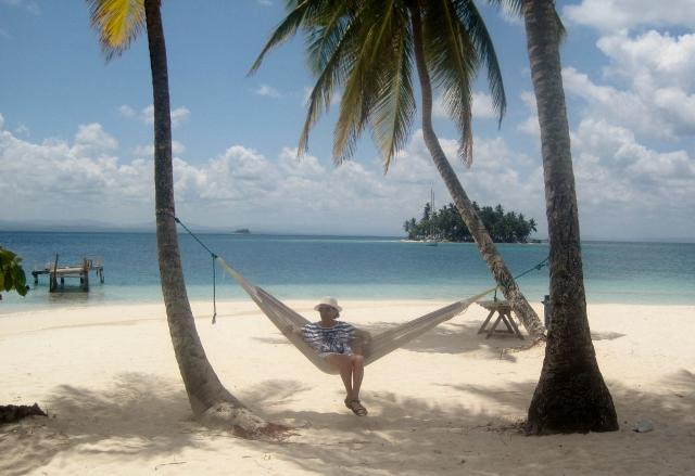 navegar en islas san blas con pantalasa