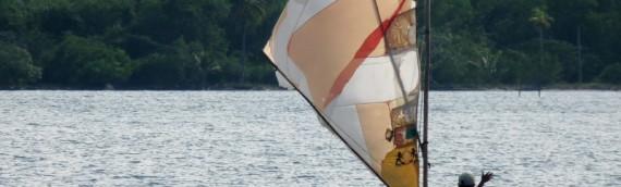 Real San Blas sailing