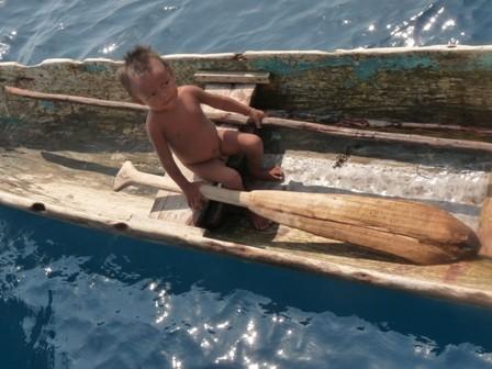 San Blas sailing