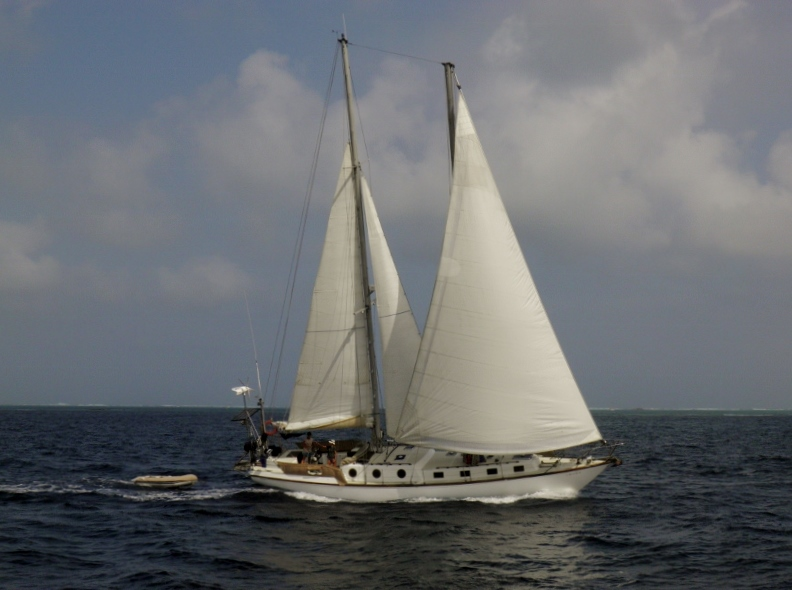 Sailing trips San Blas