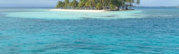 365 islands in San Blas