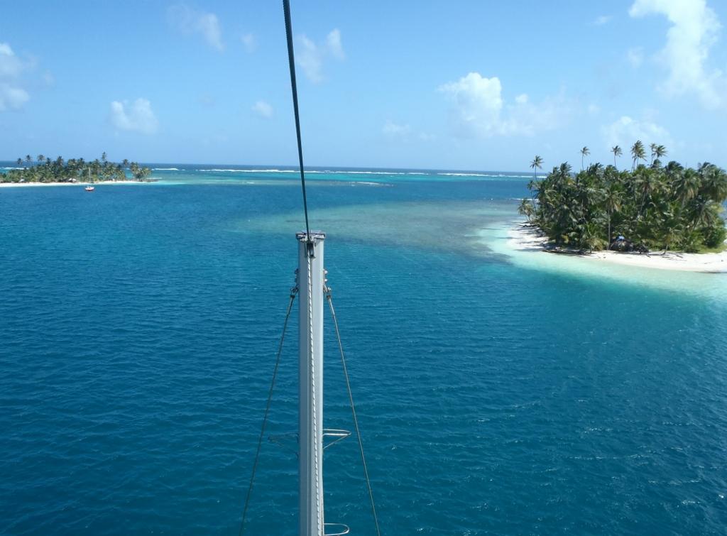 yacht San Blas