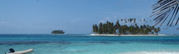 Wake up in San Blas
