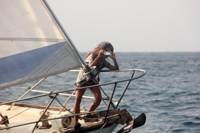Sailing charters San Blas