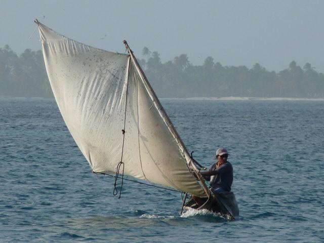 kuna sailing san blas