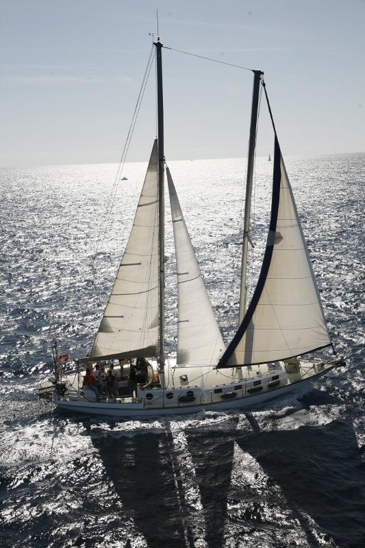 sailing trips san blas panama