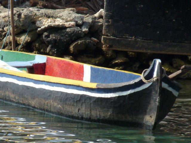 ulu kuna canoe san blas