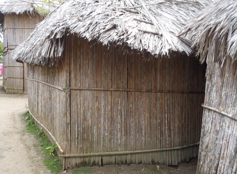 kun hut in san blas