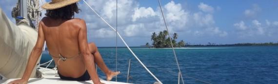 Love sailing San Blas