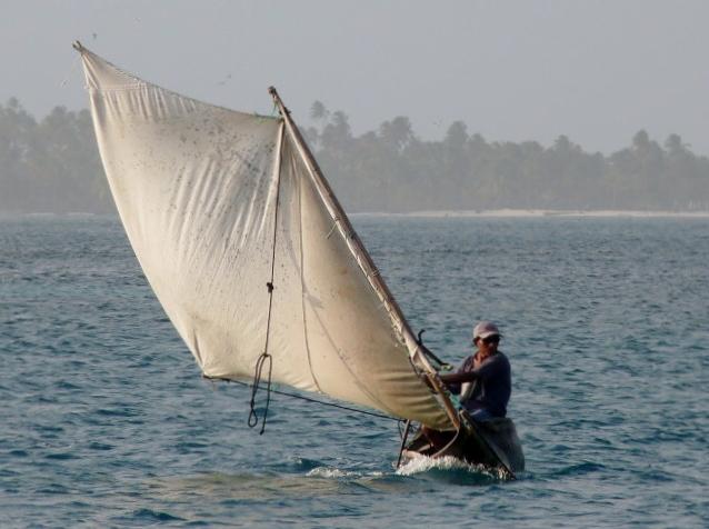 Sailing San Blas